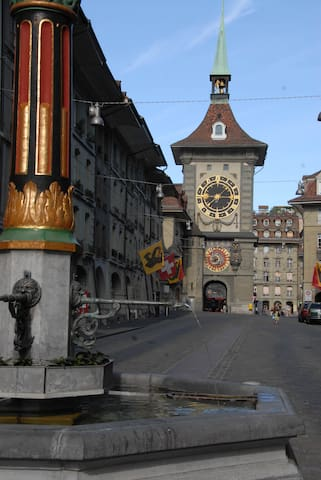 Bern Historic Old Town