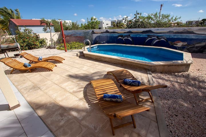 Kas Leo, a nice villa with private pool, rinse tanks and a large porch