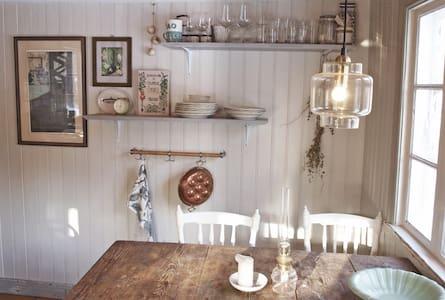 Idyllic Swedish Cottage on the west coast