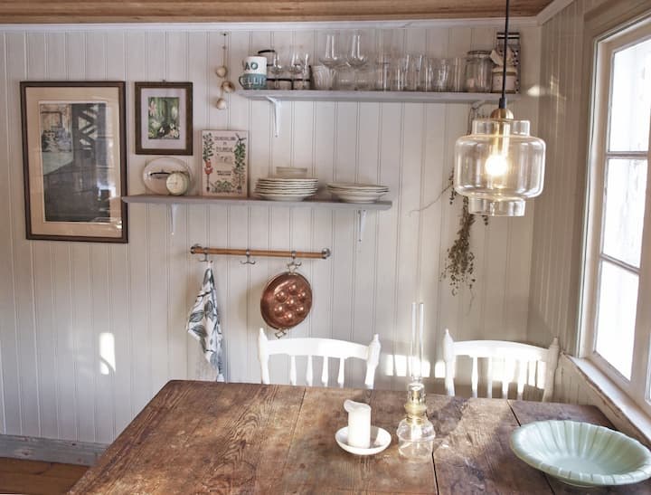 Idyllic Swedish Cottage on the west coast