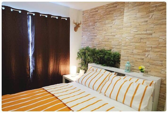 Warm and Cozy suite Bangkae Bangkok