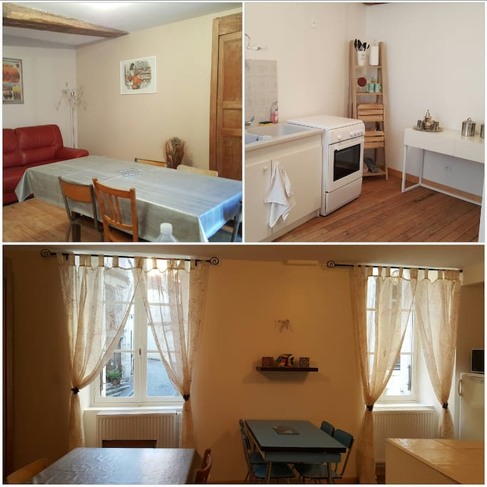 appartement meubl semur en auxois appartements louer semur en auxois bourgogne franche. Black Bedroom Furniture Sets. Home Design Ideas