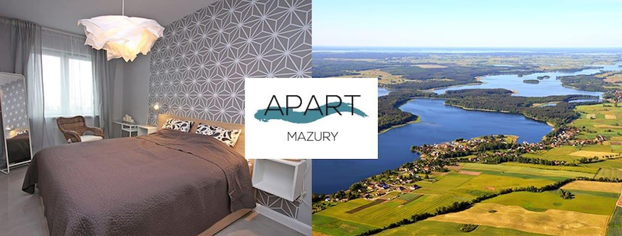 ApartMazury - Wilkasy - Pis