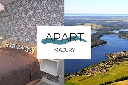 ApartMazury - Wilkasy - 公寓
