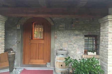 Riposo nella splendida CasaSofiaB&B - Singola Blue - Cassegliano-Basegliano - Bed & Breakfast