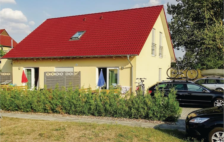 Holiday apartment with 2 bedrooms on 50m² in Boiensdorf