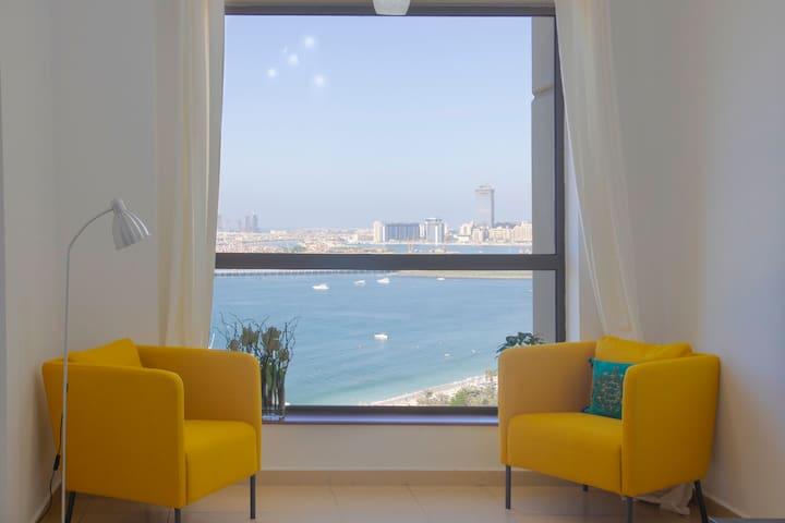 Full Sea View 3 Bedroom Apartment in JBR