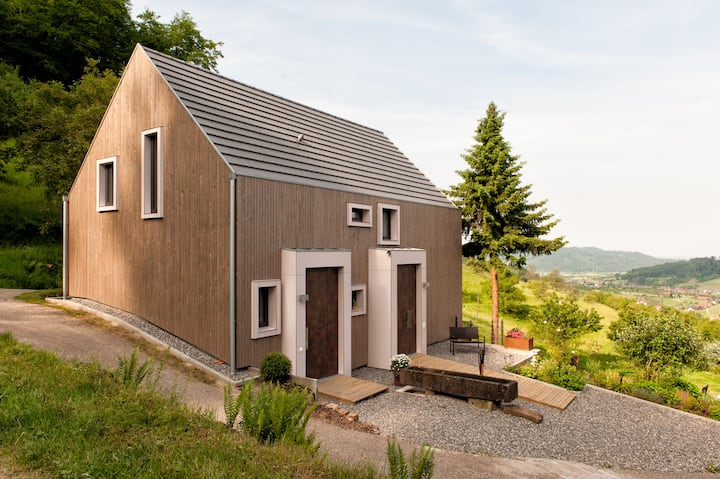 Brennküch-Designferienhaus