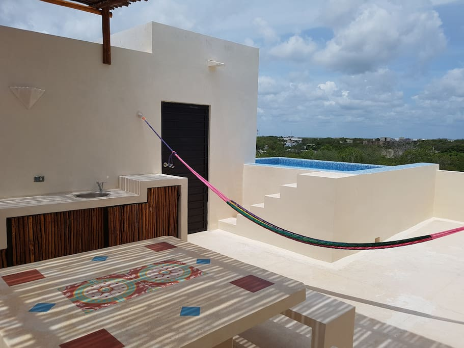 Roof Top Privado / Private Roof Top
