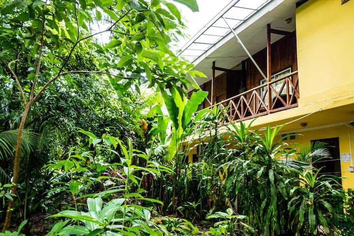 Exterior Hotel Fachada
