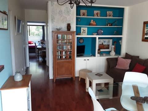Bel appartement dans golf d'Artiguelouve