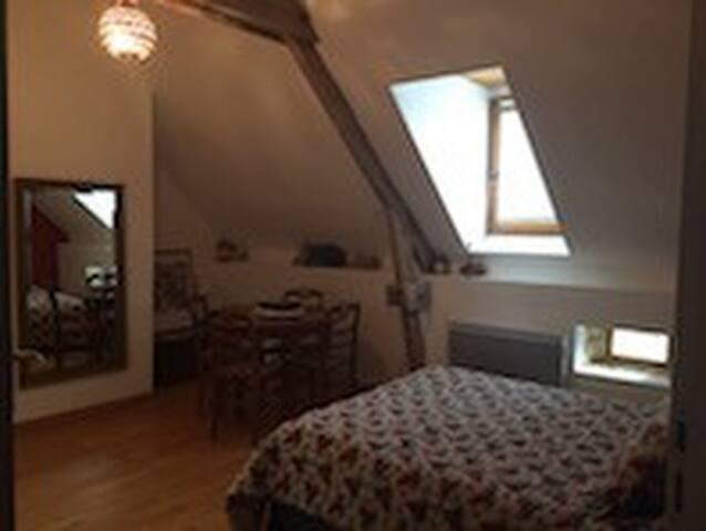 Chambre chez l'habitant - PNR Causses du Quercy.