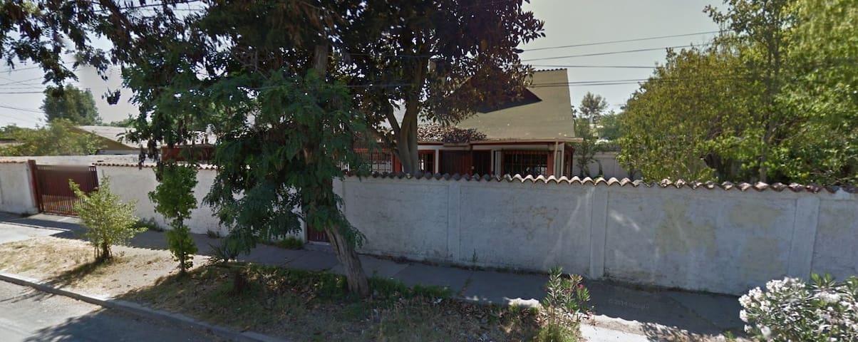 alojamiento Santiago chile Peñaflor RM - Penaflor - Casa