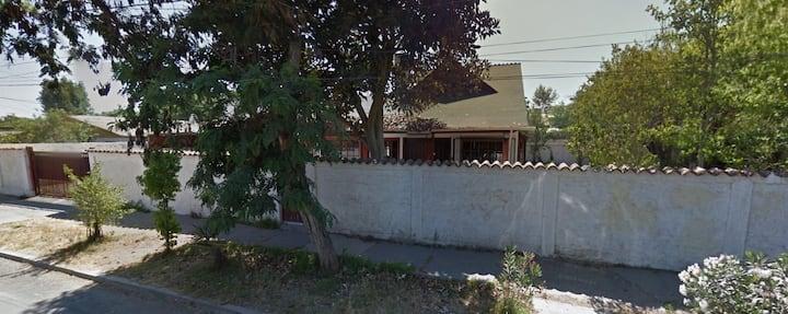 alojamiento Santiago chile Peñaflor RM