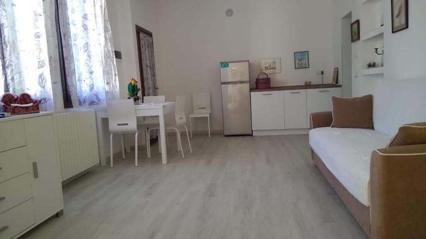 Appartamento zona dell'Asparago Bianco  I.G.P.