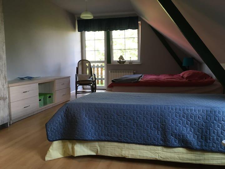 Sypialnia południowa w Dolinie23