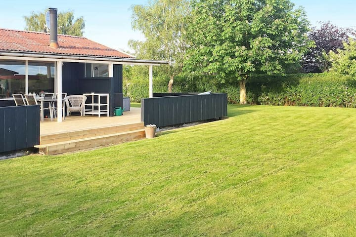 Quiet Holiday Home in Haderslev with Terrace