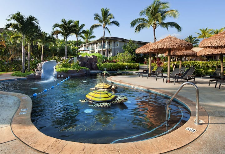 The Westin Princeville 1 bedroom with full kitchen