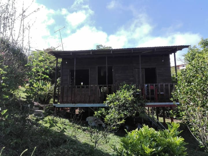 Cabaña Santa Cruz