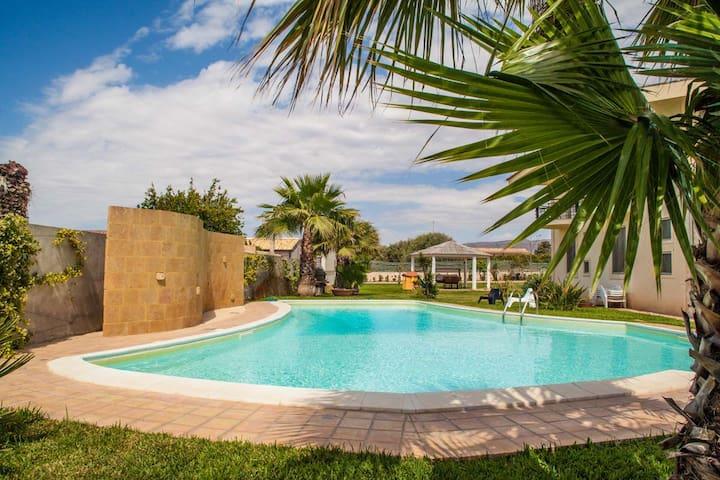 Charming Villa - Avola - Appartement