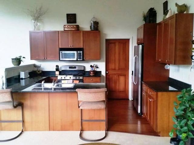 Best location in Willits!  Bedroom, private bath.