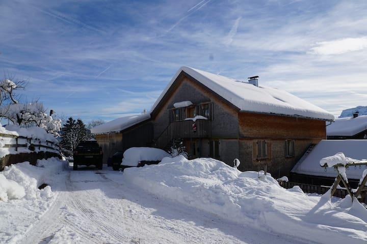 Ferienwohnung Wüstner - Schwarzenberg - Huoneisto