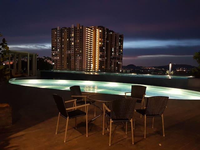 Symphony Tower Condominium