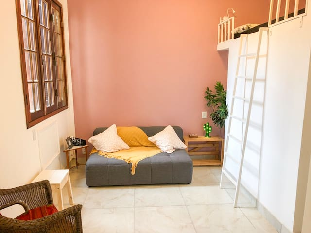 Charming apartment in Urca
