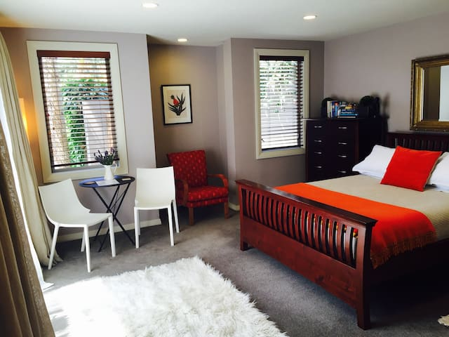 Private room with ensuite bathroom - Auckland - Bed & Breakfast