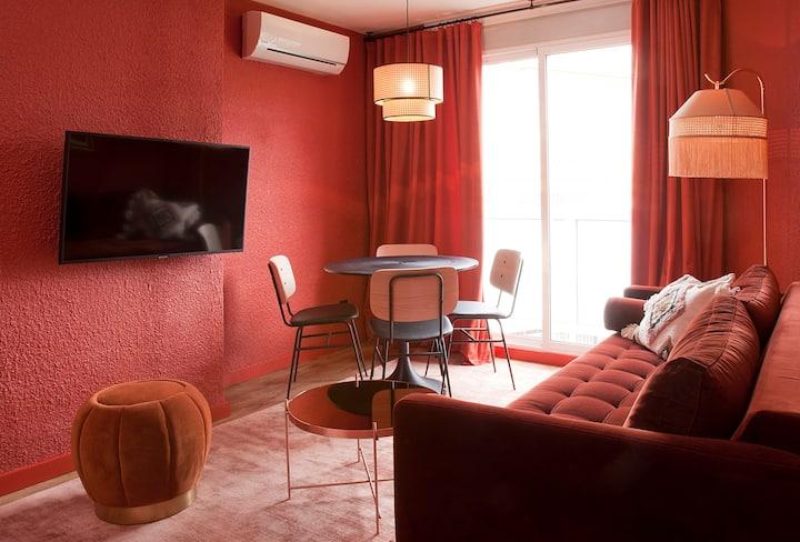 Apartamento de 1 habitación by Isabella's House