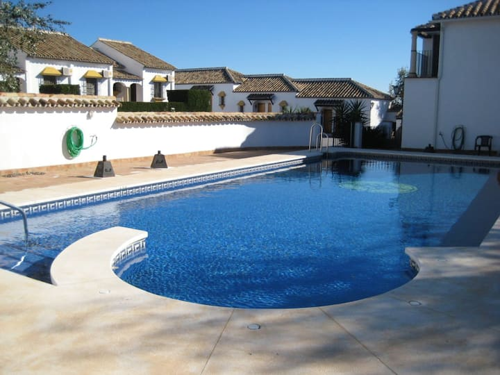 House with 3 bedrooms in Hornachuelos, with shared pool and WiFi