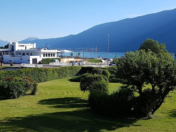 Appartement au bord du lac à Aix-les-Bains