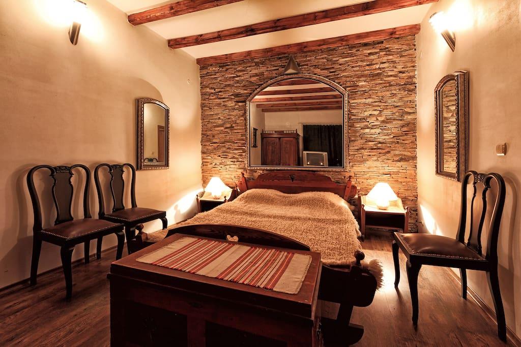 Bedroom Two, 2 guests