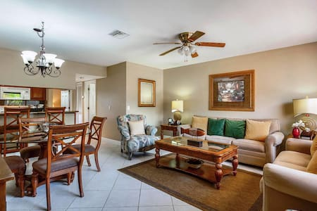 Sanibel Arms Condo, B2