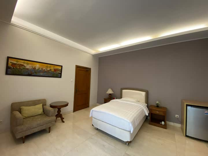 Prapanca Serviced Residence #20 (Single Bed)