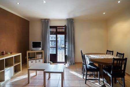 Céntrico apartamento en Besalú - Besalú - 公寓