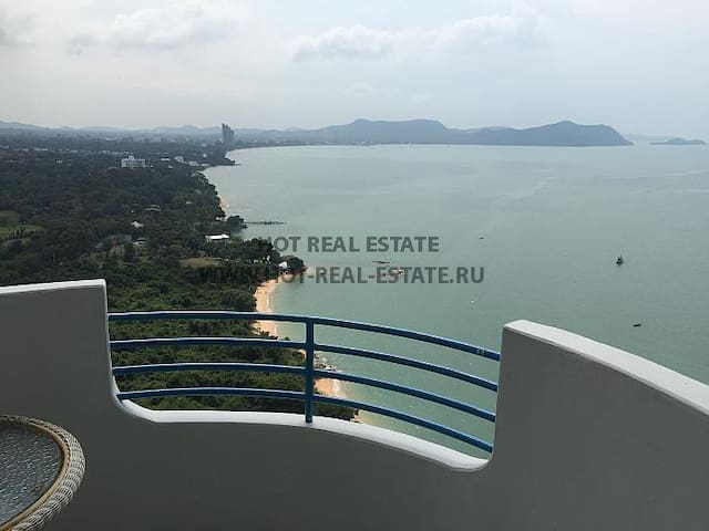 Stunning sea views - Pattaya - Wohnung