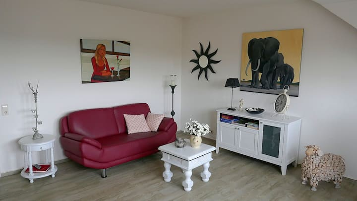 Citynahes Ferienapartment in Kleve