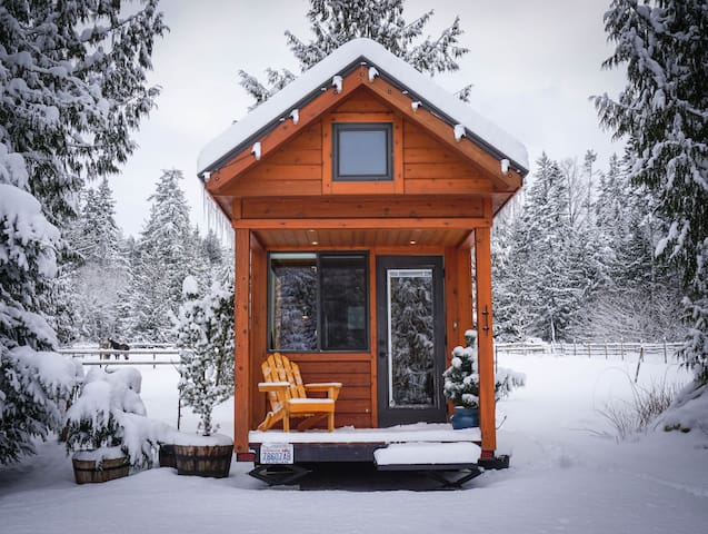 New Mountain Top Tiny Home!
