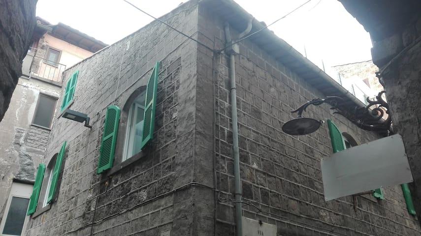appartamento nel centro storico di Viterbo