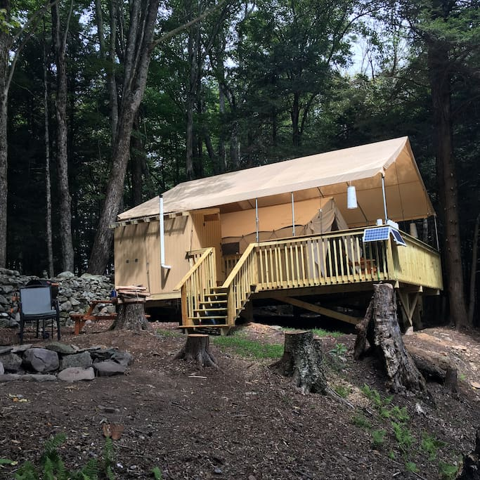 That Rental Site: Private Camping