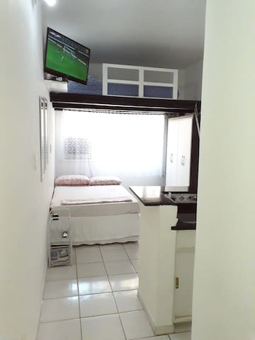 Flat in the heart of Copacabana