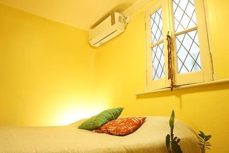 Hermosa habitación en alegre casa - Buenos Aires