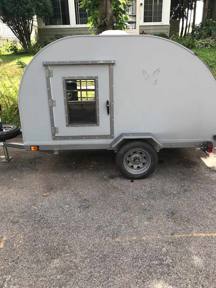 Teardrop Camper for Rent