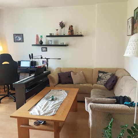 small apartment, Quiet but central in Oslo
