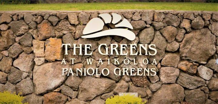 HI- Paniolo Greens Waikoloa (2) BDRM. Condo: Cap.6