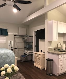 Private, Quiet, Clean, and Fully-Furnished Studio