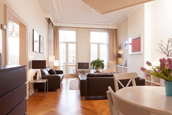 Apartment next to vondelpark & museums - Amsterdam - Apartemen