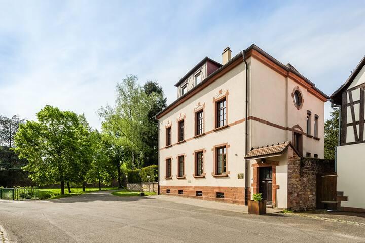 Du côté des remparts - Wissembourg - Villa
