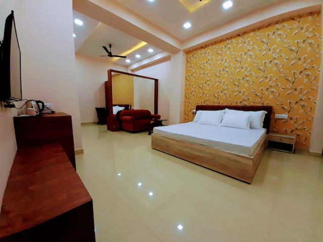 Panchhi's Nest - Ground floor -2 bedroom